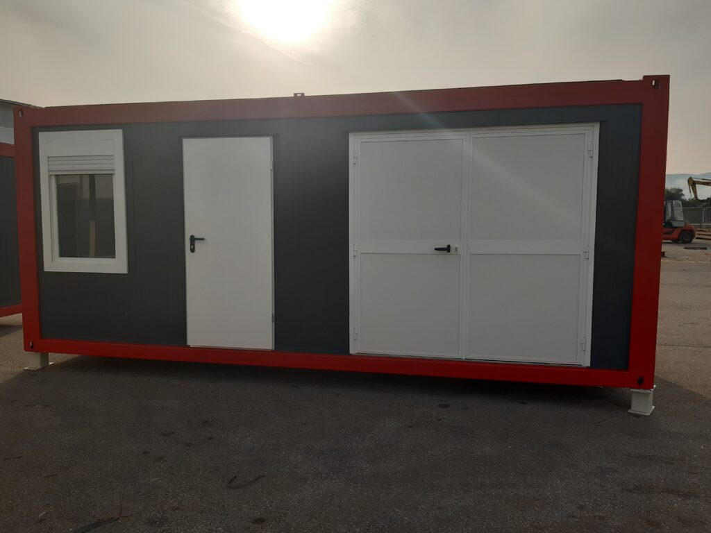 OFFICE – WAREHOUSE CONTAINER